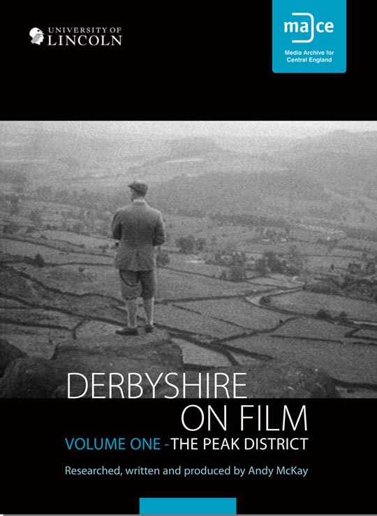 Derbyshire on Film  The Peak District