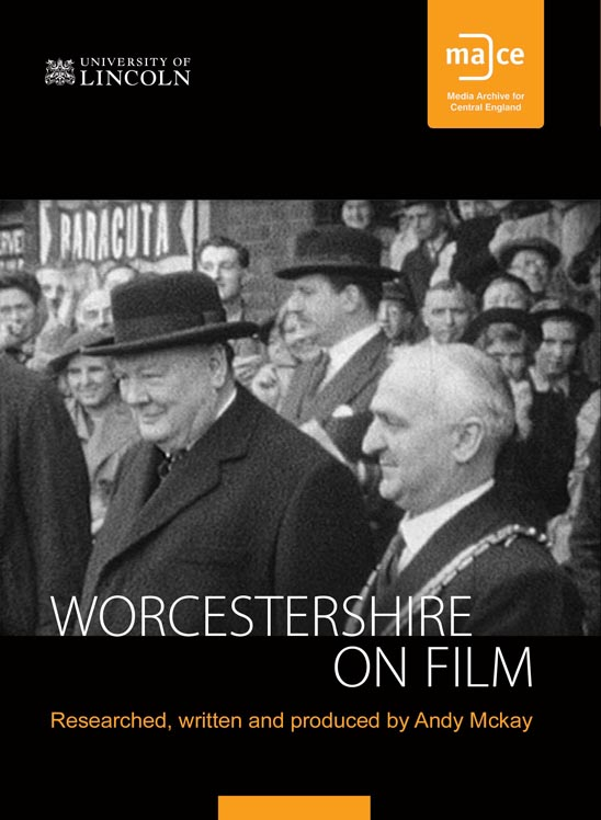 Worcestershire on Film