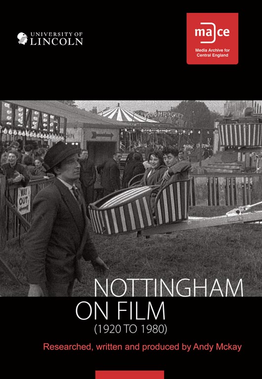 Nottingham on Film