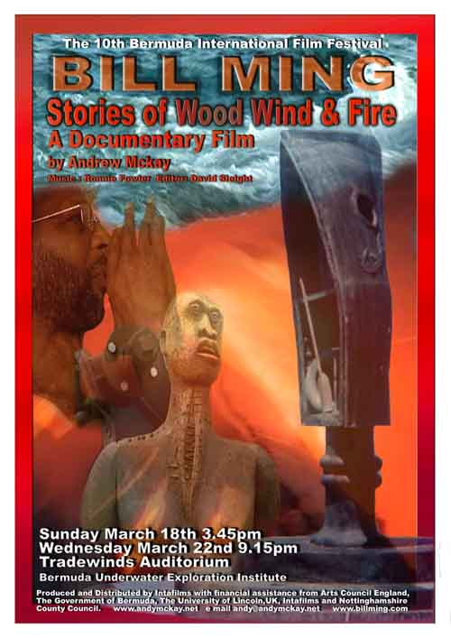 BILL MING STORIES OF WOOD, WIND &  FIRE